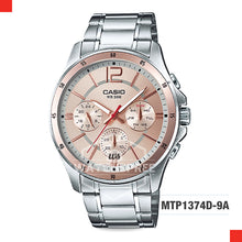 Load image into Gallery viewer, Casio Men's Watch MTP1374D-9A