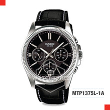 Load image into Gallery viewer, Casio Men's Watch MTP1375L-1A