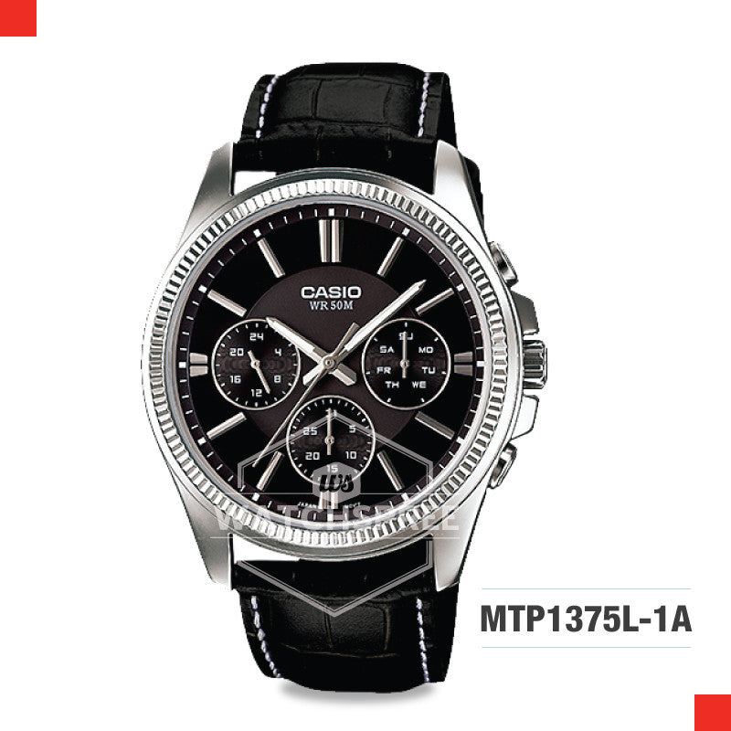 Casio Men's Watch MTP1375L-1A