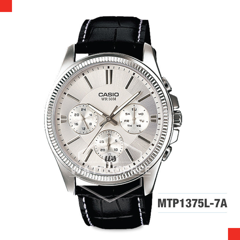 Casio Men's Watch MTP1375L-7A