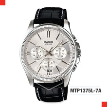 Load image into Gallery viewer, Casio Men's Watch MTP1375L-7A