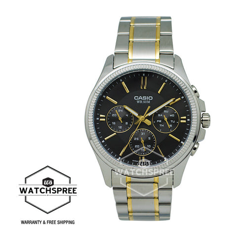 Casio Men's Watch MTP1375SG-1A