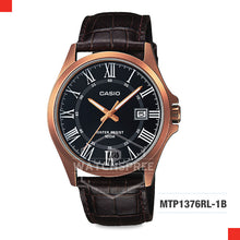 Load image into Gallery viewer, Casio Men's Watch MTP1376RL-1B