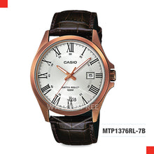 Load image into Gallery viewer, Casio Men's Watch MTP1376RL-7B