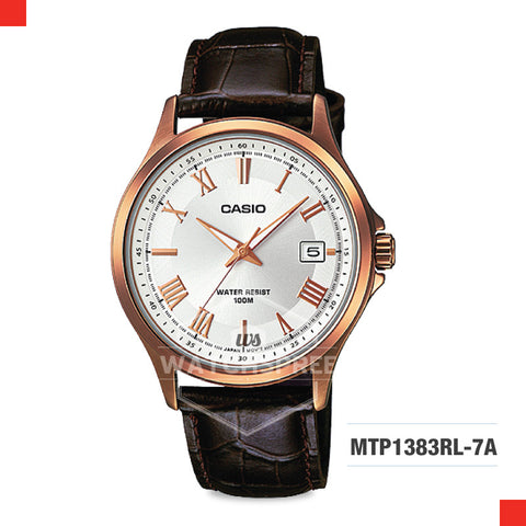 Casio Men's Watch MTP1383RL-7A