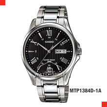 Load image into Gallery viewer, Casio Men's Watch MTP1384D-1A