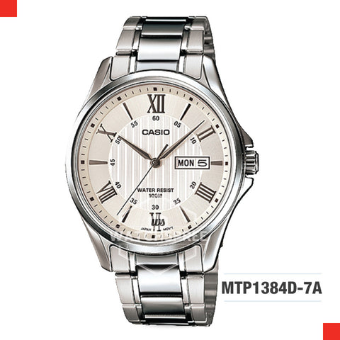 Casio Men's Watch MTP1384D-7A
