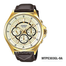Load image into Gallery viewer, Casio Men's Watch MTPE303GL-9A