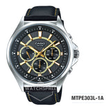 Casio Men's Watch MTPE303L-1A