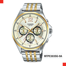 Load image into Gallery viewer, Casio Men's Watch MTPE303SG-9A