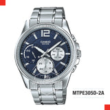 Casio Men's Watch MTPE305D-2A