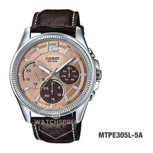 Load image into Gallery viewer, Casio Men's Watch MTPE305L-5A