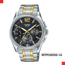 Load image into Gallery viewer, Casio Men's Watch MTPE305SG-1A