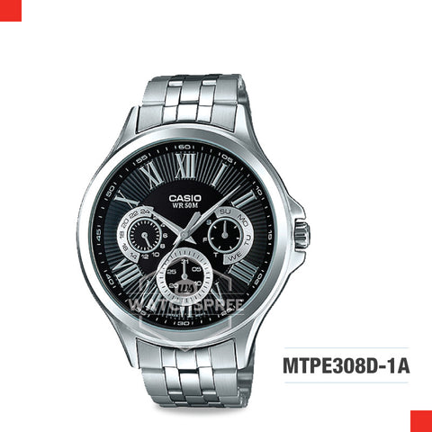 Casio Men's Watch MTPE308D-1A