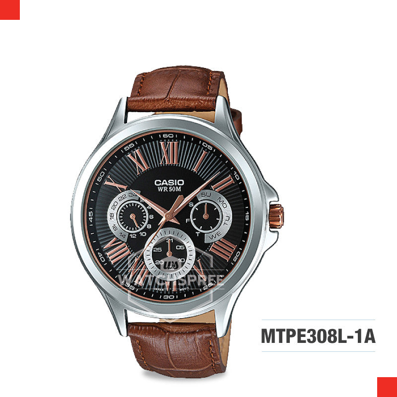 Casio Men's Watch MTPE308L-1A