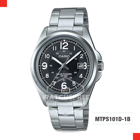Casio Men's Watch MTPS101D-1B