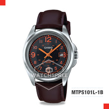 Load image into Gallery viewer, Casio Men's Watch MTPS101L-1B