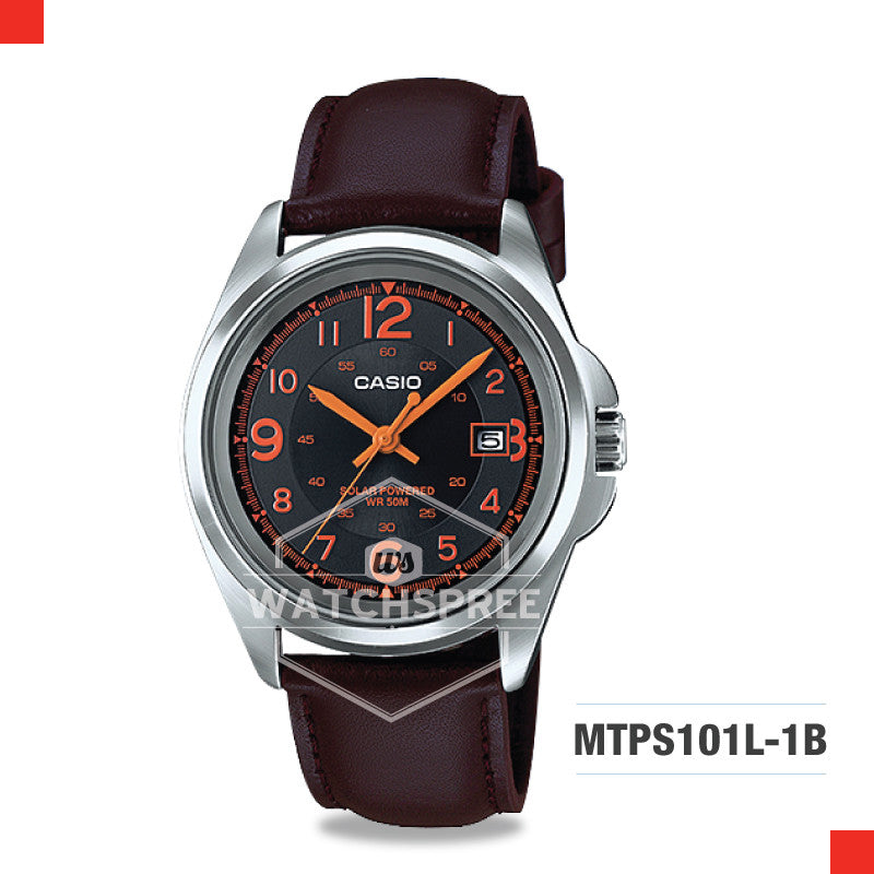 Casio Men's Watch MTPS101L-1B
