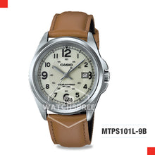 Load image into Gallery viewer, Casio Men's Watch MTPS101L-9B