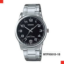 Load image into Gallery viewer, Casio Men's Watch MTPV001D-1B