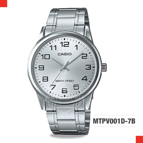 Casio Men's Watch MTPV001D-7B