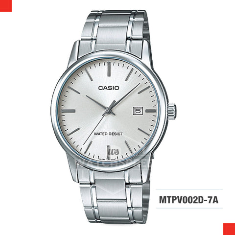 Casio Men's Watch MTPV002D-7A
