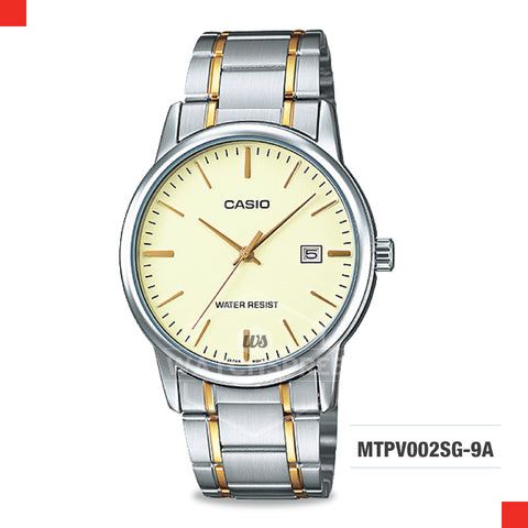 Casio Men's Watch MTPV002SG-9A