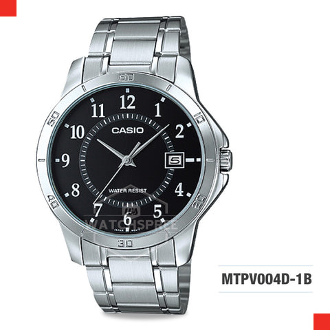 Casio Men's Watch MTPV004D-1B