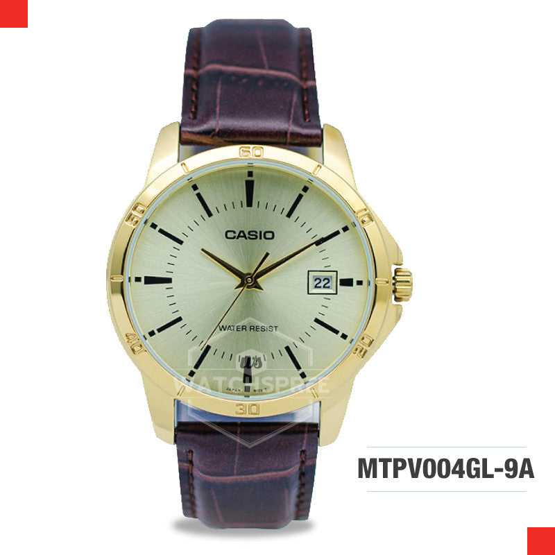 Casio Men's Watch MTPV004GL-9A
