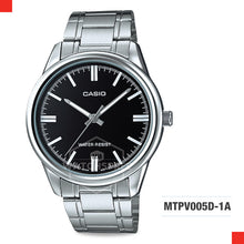 Load image into Gallery viewer, Casio Men's Watch MTPV005D-1A