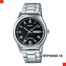 Load image into Gallery viewer, Casio Men's Watch MTPV006D-1B
