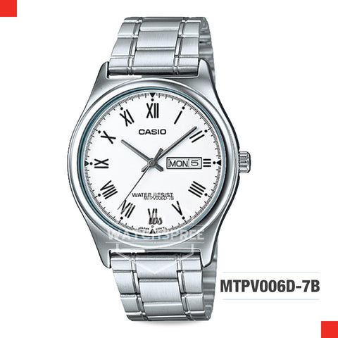 Casio Men's Watch MTPV006D-7B