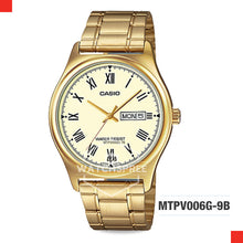Load image into Gallery viewer, Casio Men's Watch MTPV006G-9B