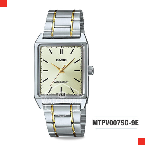 Casio Men's Watch MTPV007SG-9E