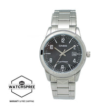 Load image into Gallery viewer, Casio Men's Watch MTPVS01D-1B