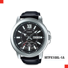 Load image into Gallery viewer, Casio Men's Watch MTPX100L-1A