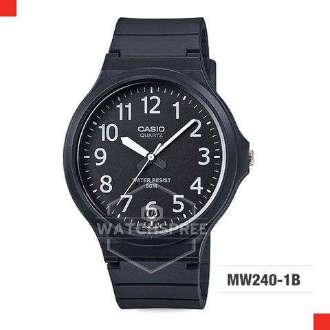 Casio Watch MW240-1B