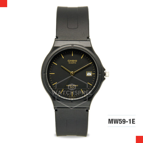 Casio Watch MW59-1E