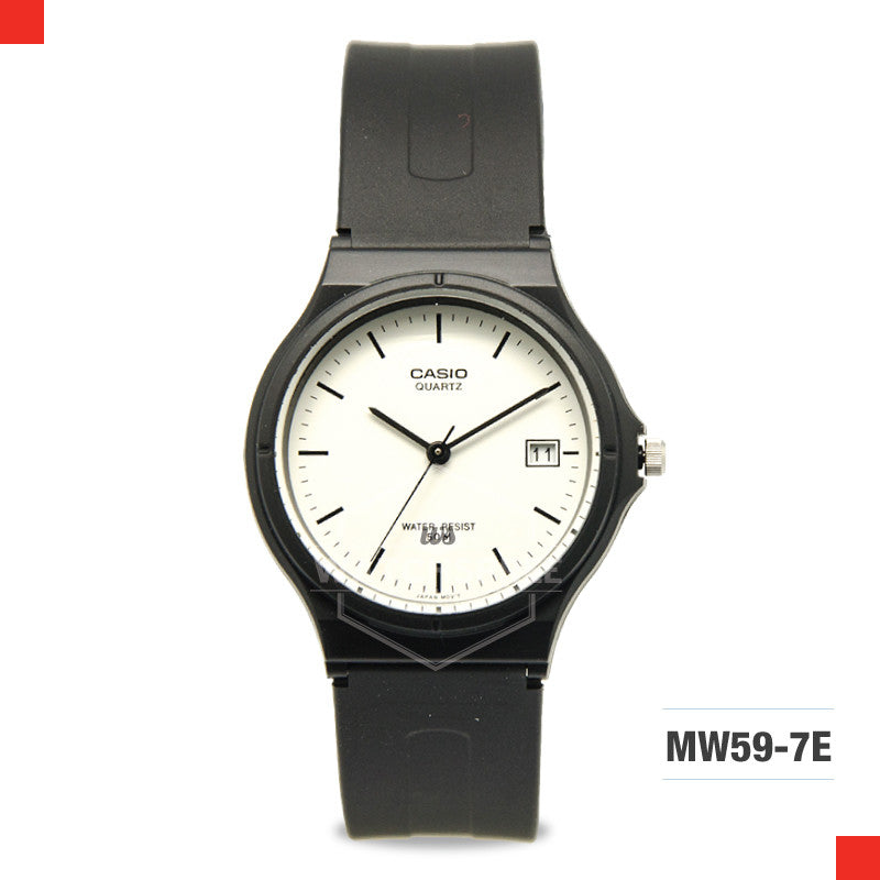 Casio Watch MW59-7E