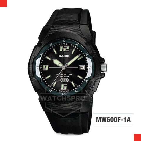 Casio Watch MW600F-1A
