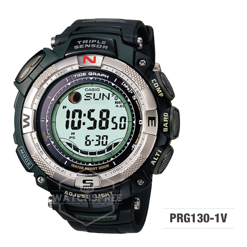 Casio Pro Trek Watch PRG130-1V