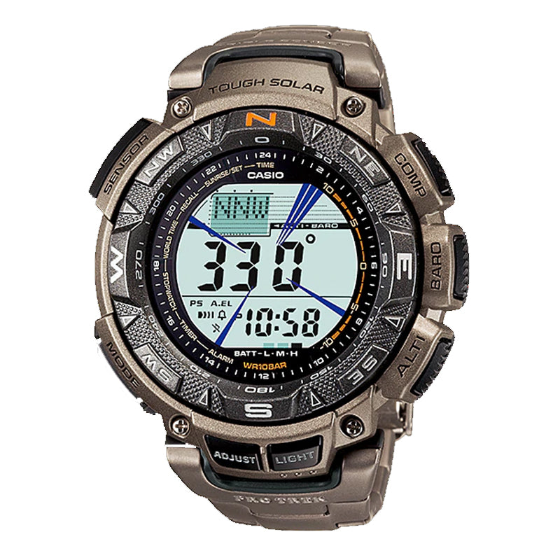 Casio Pro Trek Watch PRG240T-7D