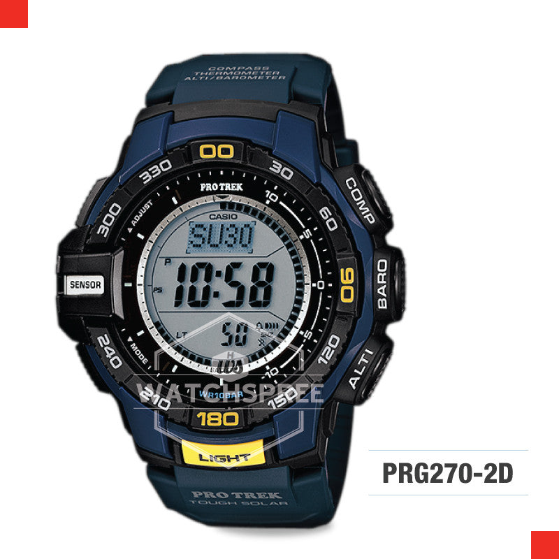 Casio Pro Trek Watch PRG270-2D