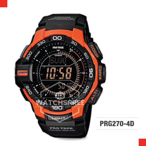 Casio Protrek Watch PRG270-4D
