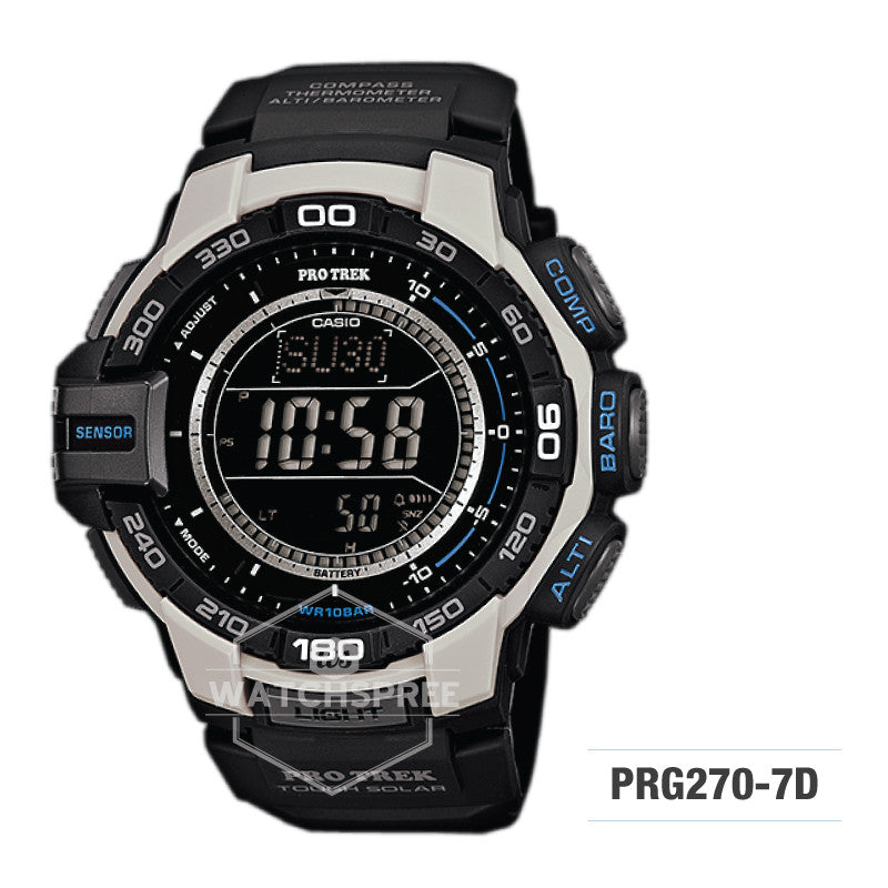 Casio Pro Trek Watch PRG270-7D