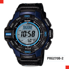 Load image into Gallery viewer, Casio Pro Trek Watch PRG270B-2D
