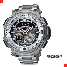 Load image into Gallery viewer, Casio Pro Trek Watch PRG280D-7D