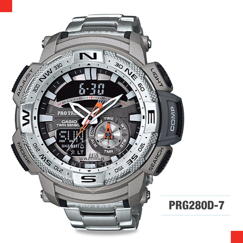 Casio Protrek Watch PRG280D-7D