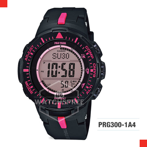 Casio Protrek Watch PRG300-1A4