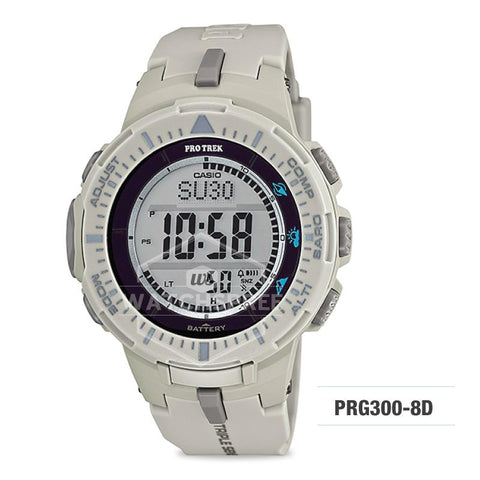 Casio Protrek Triple Sensor Version 3 Watch PRG300-8D